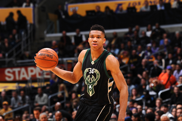 Antetokounmpo voted in the 2nd All-NBA team