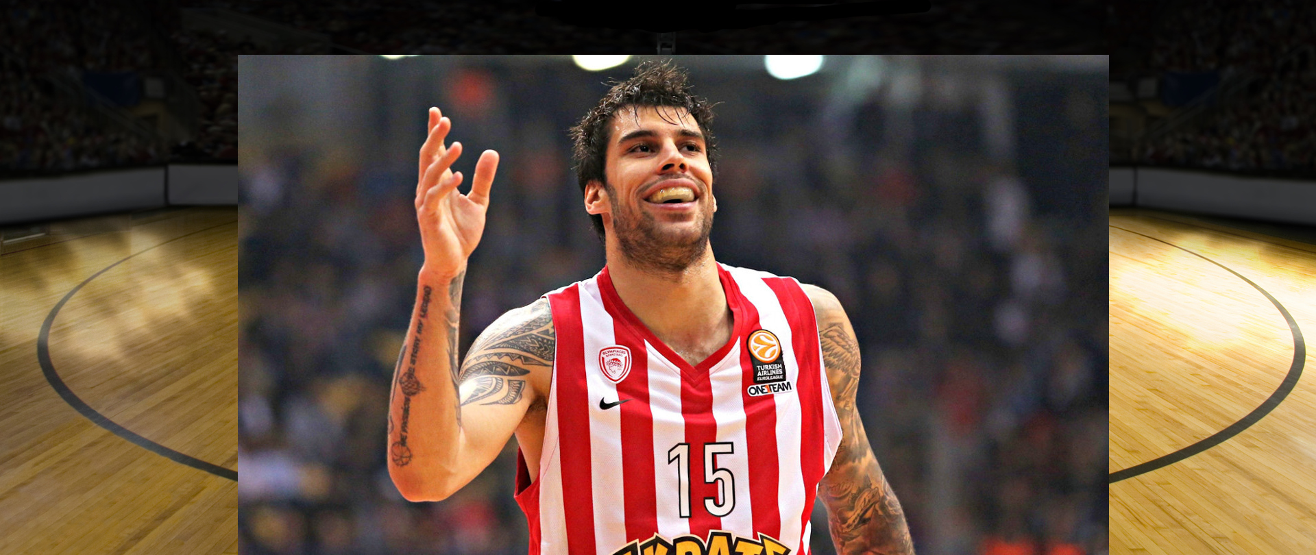 Printezis extends with Olympiacos for 3 seasons