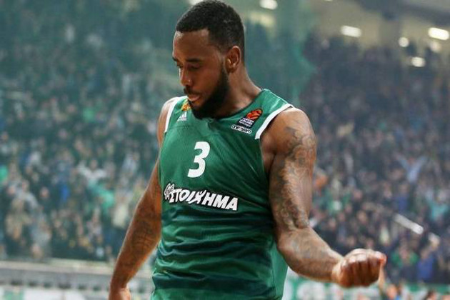 KC Rivers wins the double in Greece with Panathinaikos