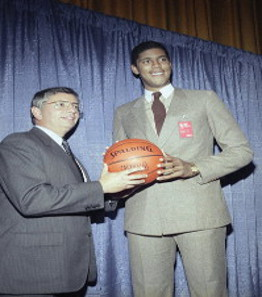 Brad Daugherty (1986)