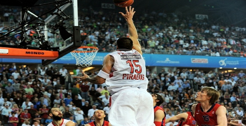 Georgios Printezis buzzer wins the Euroleague for Olympiacos